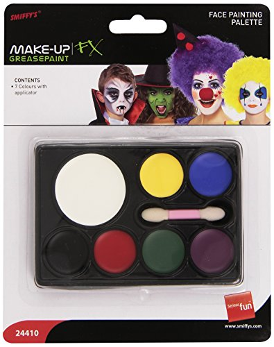 minke, Halloween, Fasching, Karneval (Halloween Zombie Make-up-ideen)
