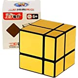 Cubo 2x2x2 Mirror ShengShou, velocidad, tipo Rubik, cub 2x2