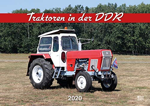 Traktoren in der DDR 2020 -