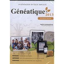 Généatique classique 2013