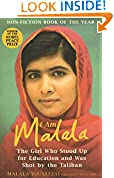#10: I Am Malala: The Girl Who Stood Up for Education and was Shot by the Taliban