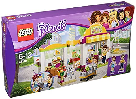 LEGO - 41118 - Friends - Jeu de construction - Le Supermarché d'Heartlake City
