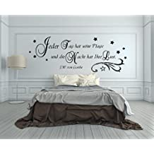 suchergebnis auf f r wandtattoos schlafzimmer. Black Bedroom Furniture Sets. Home Design Ideas