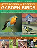 A Practical Illustrated Guide to Attracting & Feeding Garden Birds: The Complete Book of Bird Feeders, Bird Tables, Birdbaths, Nest Boxes and Backyard Birdwatching by Jen Green (2016-03-31)