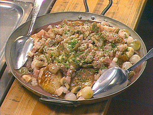 Chef: Gerard Crozier - Restaurant: Crozier\'s