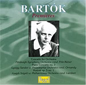Klavierkonzert 3/Portrait/Orch