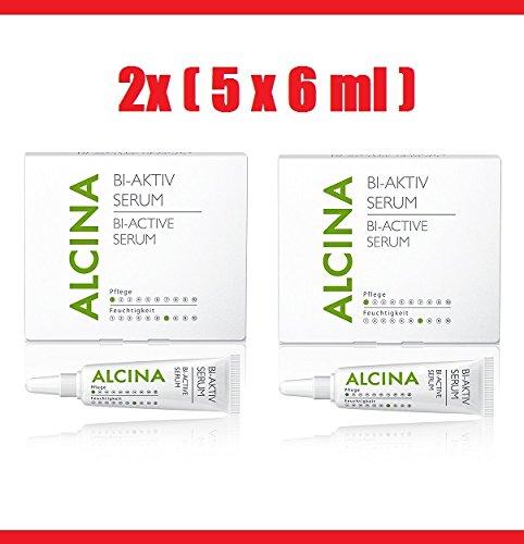 Alcina 2x BI Aktiv Serum je 5 x 6 ml = 60 ml (Aktiv Serum)