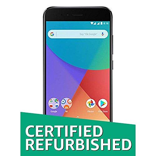 (Certified Refurbished) Mi A1 (Black, 64GB)