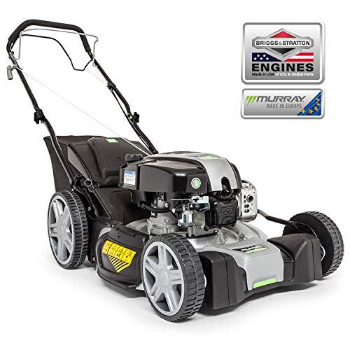 Murray EQ700X Tondeuse à gazon rotative tractée à essence/coupe rotatif de 53cm