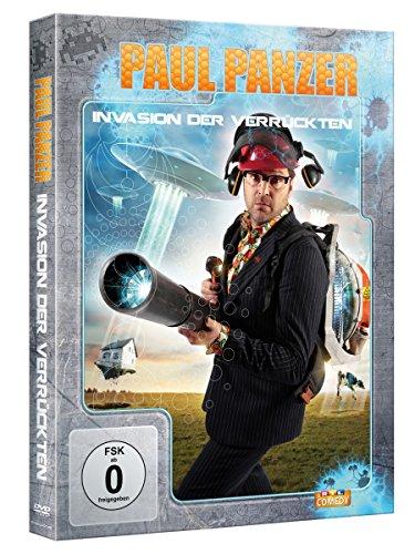 Paul Panzer – Invasion der Verrückten [Limited Edition]
