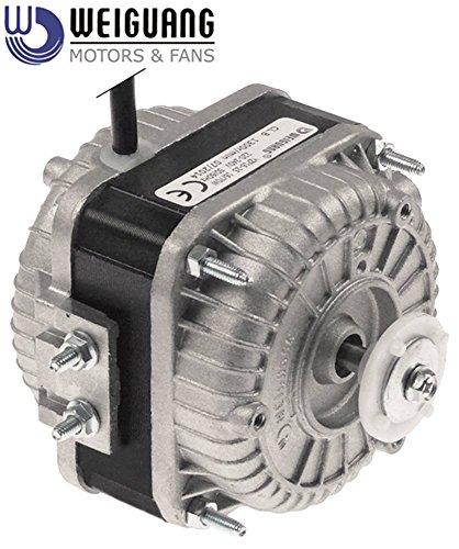 Lüftermotor 230V 16W 1300U/min passend für Electrolux 50/60Hz auch passend für Alpeninox