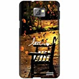 Printland Designer Back Cover For Samsung I9100 Galaxy S2 - Love Cases Cover best price on Amazon @ Rs. 349