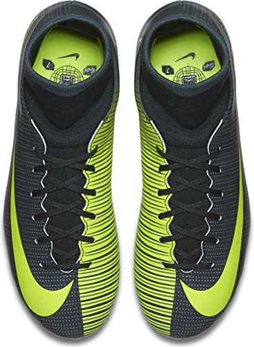 Nike 903603-373, Scarpe da Calcio Unisex – Adulto Verde