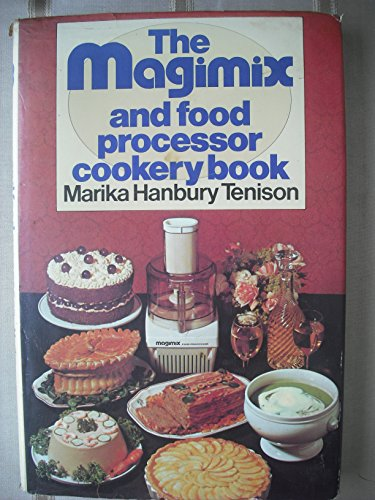 Price comparison product image The Magimix and Food Processor Cookery Book