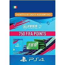 FIFA 19 Ultimate Team - 750 FIFA Points | Codice download per PS4 - Account italiano