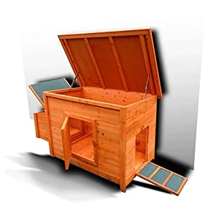5ft Cordoba Hen House Chicken Coop from Pisces