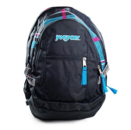 jansport-trinity-sac-a-dos-black-cabesa-blue-perry-plaid-50-x-30-x-21-cm-30-l