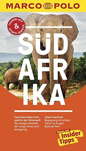 Preisvergleich Produktbild MARCO POLO Reiseführer Südafrika: Reisen mit Insider-Tipps. Inklusive kostenloser Touren-App & Update-Service