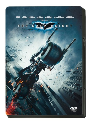 The Dark Knight (Steelbook) [Special Edition] [2 DVDs]