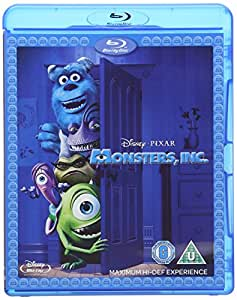 Monsters, Inc. [Blu-ray] [Region Free]
