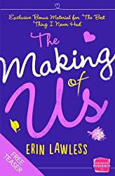 The Making of Us (Free Taster): HarperImpulse Contemporary Romance