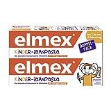 elmex Kinder-Zahnpasta, Doppelpack, 122 g
