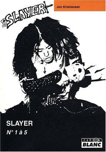 SLAYER MAGAZINE Numéros 1 à 5