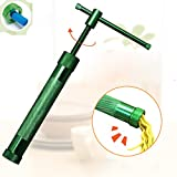 Inovey DIY Edelstahl Clay Spritzer Lehm Lehm Spritze Lehm Kunsthandwerk Tool