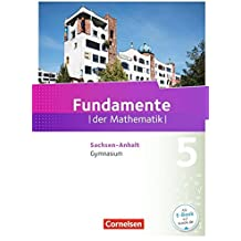 Fundamente der Mathematik - Sachsen-Anhalt: 5. Schuljahr - Schülerbuch