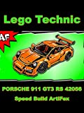 Clip: Lego Technic Porsche 911 GT3 RS - Speed Build - ArtiFex [OV]