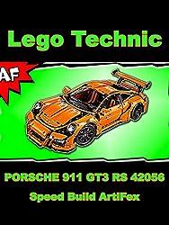 Clip: Lego Technic Porsche 911 GT3 RS - Speed Build - ArtiFex