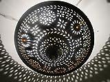 Marokkanische Eisen-Deckenlampe