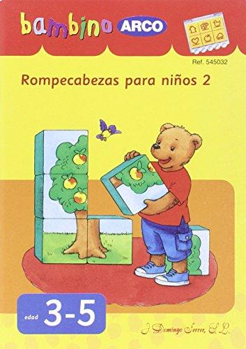 Rompecabezas para niños. Bambino - Volumen 2 por Vv.Aa.