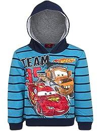 Sudadera con capucha Cars. 8 años
