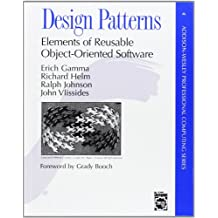 Design Patterns. Elements of Reusable Object-Oriented Software.