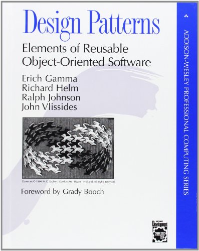 Design Patterns: Elements of Reusable Object-Oriented Software (Addison Wesley professional computing series) por Erich Gamma