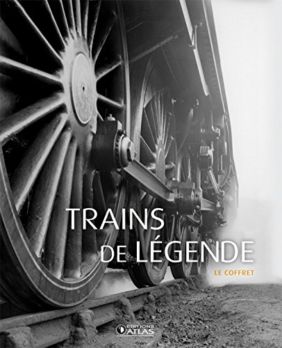 Coffret Trains de légende: Train...