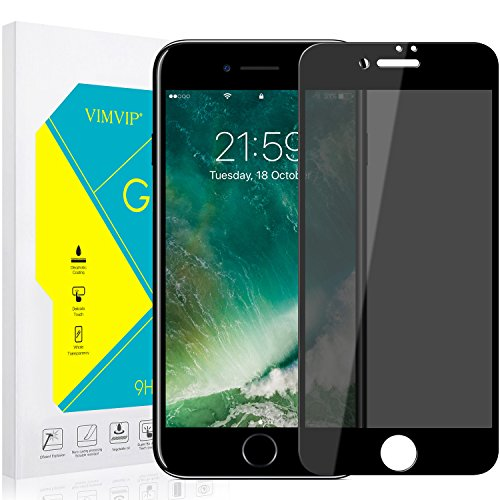 vimvip-Druck-Rahmen-mit-gehrtetem-Glas-FULL-Cover-Kante-zu-Kante-iPhone-7-Plus-14-cm-Privacy-AntiSpy-Screenguard-Glas-Displayschutzfolie