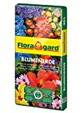 Floragard Blumenerde 40 L • Universalerde • für Balkon-