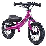 BIKESTAR 2-en-1 Bicicleta sin Pedales para niños y niñas 2-3 años | Bici con Ruedas de 10' Edición Sport |...