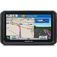 "Garmin Dezl 770LMT-D - Navegador GPS con mapas de por Vida y tráfico Digital (Pantalla de 7"", Mapa Europa Completo)"