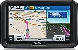 Garmin dezl 770LMT-D LKW Navigationsgerät. lebenslange Kartenupdates, DAB+, LKW-spezifisches Routing, 7 Zoll (17,8 cm) Touch-Glasdisplay