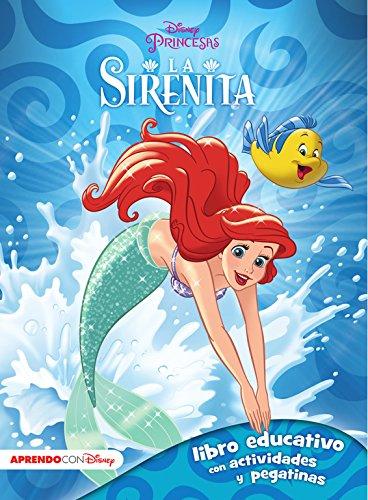 sirenita (Libro educativo Disney