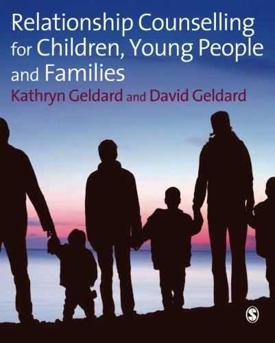 Relationship Counselling for Children, Young People and Families Cover Image