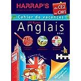Harrap's Cahier de vacances anglais du CE2 au CM1