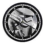 Star wars Stormtrooper Wanduhr aus Kunststoff