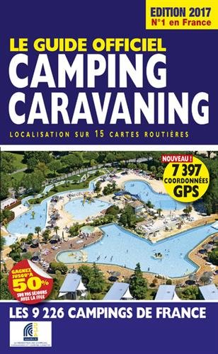 Guide officiel Camping Caravaning Edition 2017