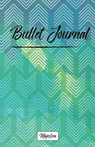 bullet-journal-2017-journal-notebookdot-grid-journal-122-pages-55x85-chevron-blue