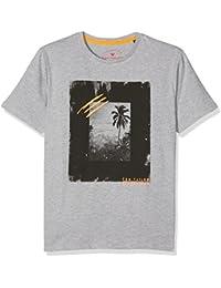 TOM TAILOR Kids Jungen T-Shirt Palm Tree Print Tee