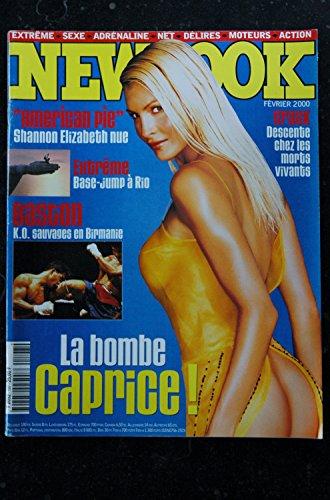 NEWLOOK 197 PORSCHE 911 AMERICAN PIE SHANNON ELIZABETH NUDE CAPRICE DESHABILLEE